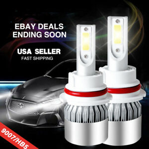 9007 Hb5 Led Headlight Conversion Kit Bulbs For Nissan Murano 2007 2003 H l Beam
