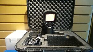 Flir E6 Camera Hard Case With Cable No Software Or Charger but Charger Usb