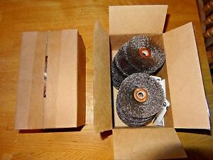 Lot Of 20 Weiler 3 Soft Wire Wheel Stainless 1 2 Copper Hub 006 Nib