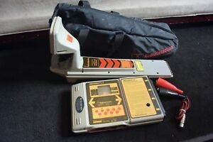 Radiodetection Locater Set Model Rd400 Pdl2 Fa1 With Rd433hctx 2 Transmitter