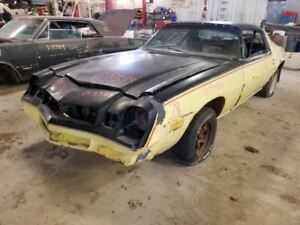 Rear Axle Assembly 2 41 Open Ratio Fits 70 81 Camaro 456631