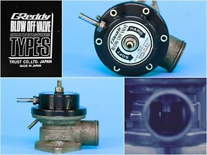 Greddy Trust Jdm Type S Blow Off Valve Bov Black Edition Fast Ship