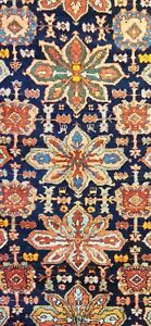 Beautiful Bijar 1900s Antique Persian Rug Tribal Carpet 4 2 X 6 3 Ft