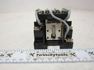 11 Pin Power Relay 3pdt 120 240vac amps Resistive 25 Inductive 10 New
