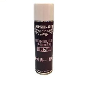 Finish Rite High Build White Primer 15oz Aerosol Can