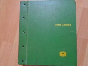 John Deere 2500 2520 Tractors Factory Service Repair Manuals In Binder
