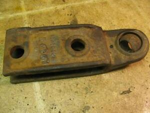 Minneapolis Moline M670 Gas Tractor 3 Point Hitch Draft Arm End 10a18005 Left