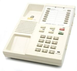 At t Definity 8110 White 1 Line Analog Telephone Refurbished