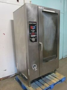 henny Penny Commercial Nat gas Roll in Programmable Smart Chicken Roaster Oven