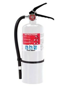 First Alert Home2 Compliance Fire Extinguisher 5 Lb