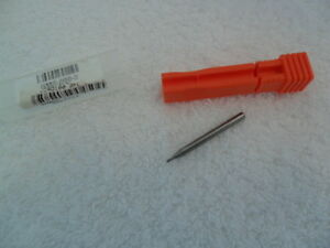 05 Solid Carbide 2 Flute Mini Single End Mill By Micro 100