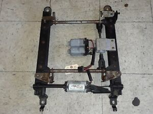 97 04 Corvette C5 Passenger Power Seat Track With Motors New Shims M3031