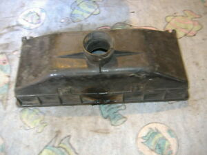 Vw Diesel Rabbit Air Cleaner Housing 77 80 Yr