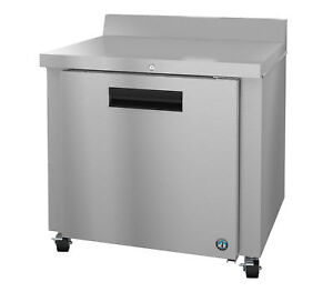 Hoshizaki Crmr36 w01 Refrigerator Single Section Undercounter Stainless Door