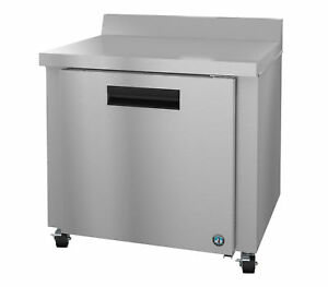Hoshizaki Crmr36 w Refrigerator Single Section Undercounter Stainless Door