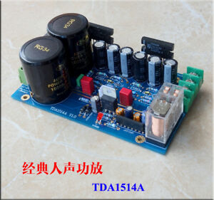 Philips Tda1514a Chip Power Amplifier Upgrade Lm3886 Lm1875