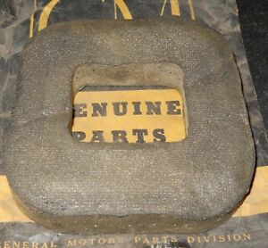 Nos 1948 55 Chevrolet Truck 4 Speed Floor Shifter Sponge Seal