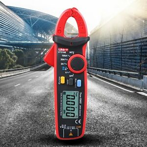 Uni t Ut210e Digital Clamp Meter Multimeter Handheld Rms Ac dc Mini Resistanc Rm