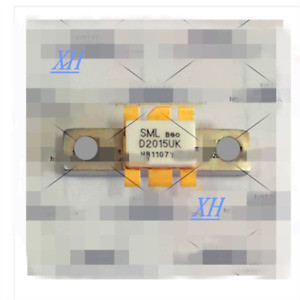 D2015uk Metal Gate Rf Silicon Fet Dc To 2000 Mhz 5w
