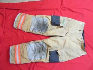2005 Cairns Reaxtion Firefighter Turnout Bunker Pants 38x32 Halloween Costume