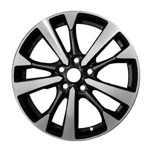 62720 Oem Reconditioned 18x7 5 Aluminum Wheel Fits 2016 17 Nissan Altima