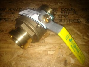 another Pro Press 2 5 2 1 2 Lead Free Brass Ball Valve