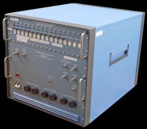 Matrix Test Equipment Multiple Frequency Signal Generator sx 16lf1 Assembly