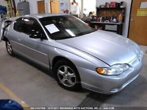 Console Front Floor Fits 00 05 Monte Carlo 310769