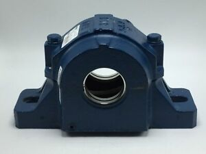 New Skf Pillow Block Housing W a Two Bolt Base Split Pillow Block Pn saf312