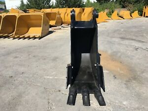 New 18 Heavy Duty Excavator Bucket For A Link belt 145lx W Coupler Pins