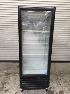 Glass Door Beverage Drink Display Refrigerator Cooler Imbera Vr 12 8371 Nsf