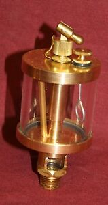 New Brass Gas Engine Drip Oiler Hit Miss Fairbanks Steam Fig 77 3