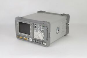Hp Agilent E4411b Portable Spectrum Analyzer 1mhz 1 5ghz Opt A4h