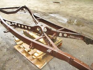 41 42 46 47 48 Ford Mercury Center Cross Member Crossmember Chassis Section