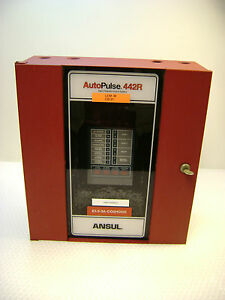 3003 Ansul Auto Pulse 442r Agent Release Control System