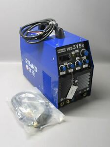 Riland Ws315g Inverter Portable Tig Welding Machine