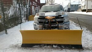 8 Fisher Hd Minute Mount 2 Ii Snow Plow Dodge Chevy Ford Gmc