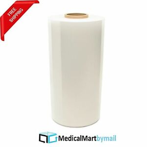 Machine Pallet Wrap Stretch Shrink Film Clear 30 X 70 Ga X 6500 3 Rolls