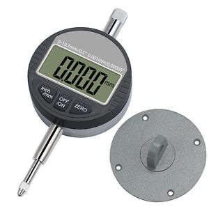 0 0 5 Dti Digital Dial Indicator Probe Test Gauge 0 001 0 00005 Lcd 4digits