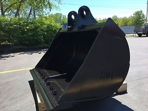 New 60 Case Cx210 Ditch Cleaning Bucket