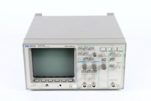 Hp Agilent Keysight 54600b 100mhz 2 channel Oscilloscope