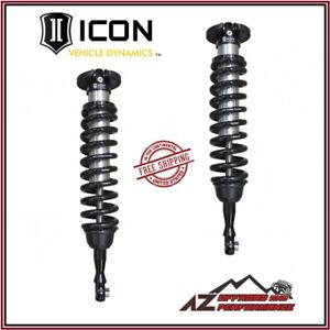 Icon Front Coil Over Shock Kit 08 Up Toyota Land Cruiser 200 Series