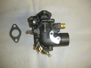 International Harvester Farmall Ihc H Hv W4 Original Style Carburetor 50981da