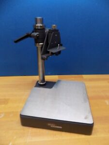 Mahr Federal Adjustable Stand For Pocket Surf Iv Surface Roughness Gages 2008025