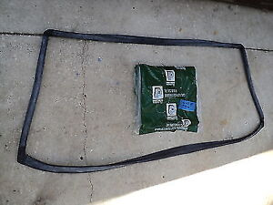 New 66 67 Coronet Satellite Belvedere Windshield Gasket 426 Hemi