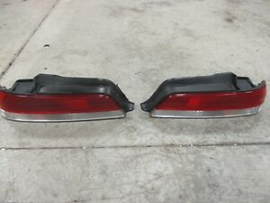 1997 2001 Honda Prelude Both Tail Lights Taillights