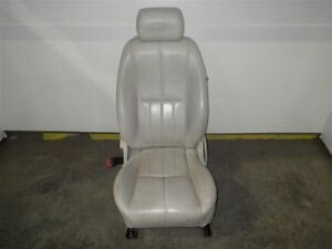 03 04 Jaguar S Type Lh Front Seat Leather Tan Ned 891747