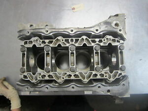 Bkr04 Bare Engine Block 2011 Ford Fiesta 1 6
