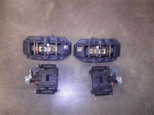 2015 2016 Mustang Gt Brembo Brake Caliper Set Front Rear 985170