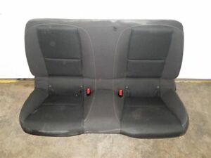 2013 Camaro Rear Seat Blk 1ab Cloth Rs 934313